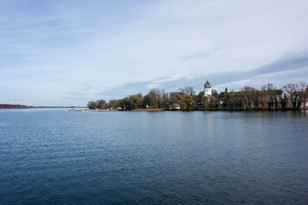 Ile de Frauenchiemsee